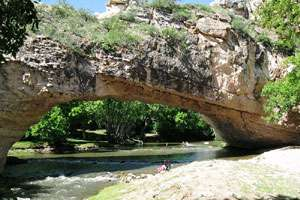 Ayres Natural Bridge