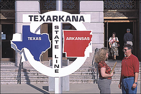 Texarkana, Arkansas