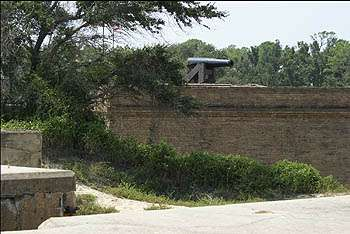Gatalop at Fort Gaines