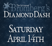 The Annual Bromberg's Diamond Dash