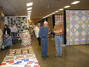 Autumn in the Ozarks Quilt Show