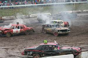 Flagstaff Demolition Derby