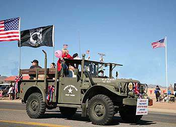 Annual Mohave County Veterans Parade
