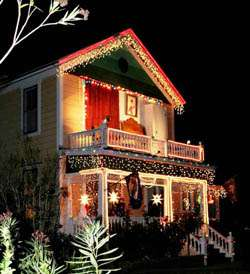 Paso Robles Victorian Christmas Showcase