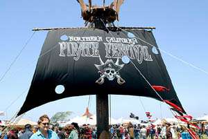 Northern California Pirate Festival