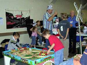 TRAIN SHOW - Model Trains, Toy Trains, Accessories