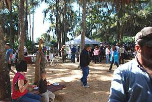 Craft Fair in the Woods