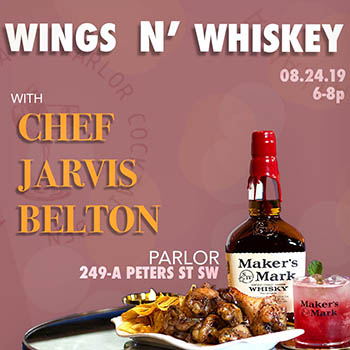 Wings & Whiskey - The Summer Splash Edition!