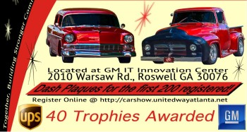 Annual United Way Car & Truck Show
