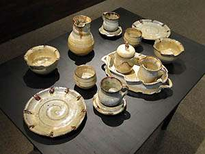 Holiday Pottery Show and Sale
