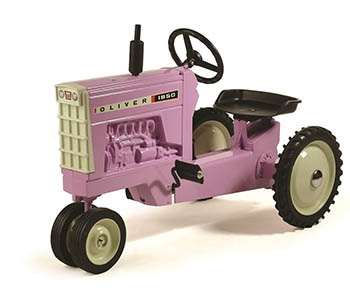 Farm Toy Auction, Construction Toys, Pedal Tractors