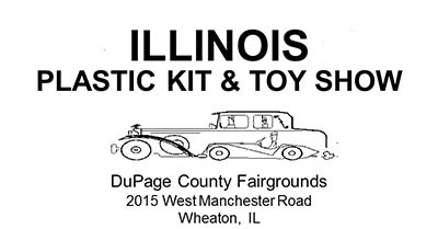 Annual Fall Illinois Plastic Kit & Toy Show
