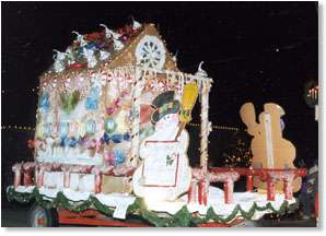 Annual Christmas & Parade Day Activities