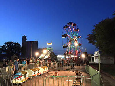 Harper County Fair