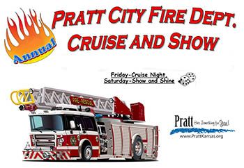 Pratt City Fire Department Cruise and Show
