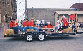 Cowtown Days Festival Ellsworth Kansas