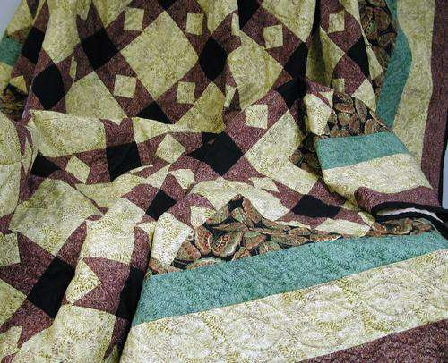 Annual Fabric, Fiber and Quilt Event