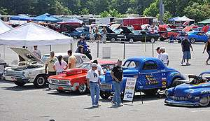 Legends at the Creek Classic Car Show