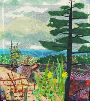 Opening reception, meet and greet the artist on Friday, October 1 from 5-8pm. Free, light refreshments. Exhibit and sale continues through October 30. Open Monday-Friday, 8am-8pm, Saturday and Sunday, Noon-8pm. FMI 743-8041, FrostFarmGallery.com.