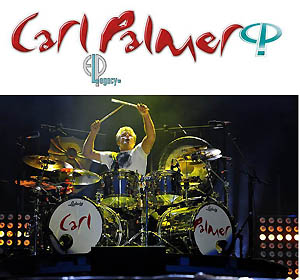 Carl Palmer's ELP Legacy @ The Magic Bag Ferndale, Michigan