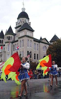 Annual Maple Leaf Festival