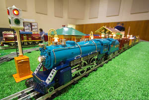 Greater St. Louis Metro Area MODEL TRAIN SHOW!