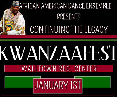 AADE KwanzaaFest - Continuing the Legacy