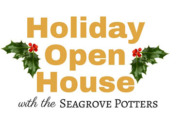 Holiday Open House in Seagrove, NC