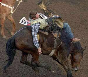 Days of '56 Rodeo