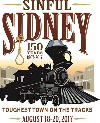 Sinful Sidney Sesquicentennial Celebration