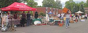 Annual Cranford Antique Sale & Show at CUMC