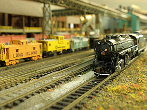 The Model Railroad Club, Inc. Annual Holiday Light and Sound Show