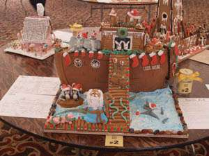 Boulder City Gingerbreadhouse Contest and Christmas Faire
