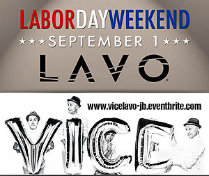 Vegas Labor Day Weekend with DJ Vice