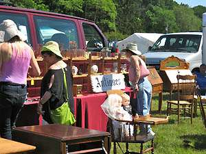 Lasdon Labor Day Antiques Fair