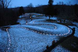 Light Up the Serpent for the Winter Solstice