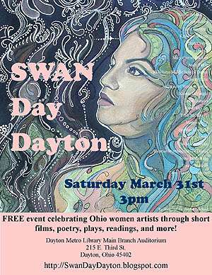 SWAN (Support Women Artists Now) Day Dayton