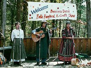Demonstrations from turn-of-the-century artists and craftsmen, folk music, food & craft vendors, children's games, and petting zoo planned amidst the spectacular fall foliage.