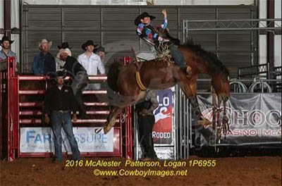 UNFORTUNATELY, THE OKLAHOMA STATE PRISON RODEO WILL NOT BE HELD IN 2011.