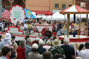 Annual Strawberry Festival