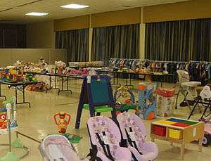 PUDDLE JUMPERS Children's Clothing & Toy Consignment Sale
