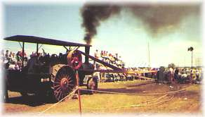 OSTA Steam and Gas Engine Show