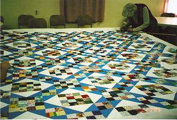 Sequoyah County HCE Quilt Show