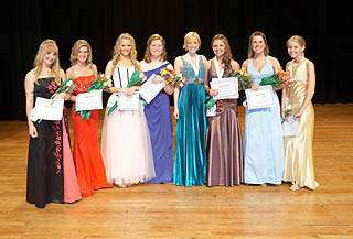Payne County's Junior Miss Scholarship Program