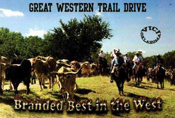 Great Western Trail Drive