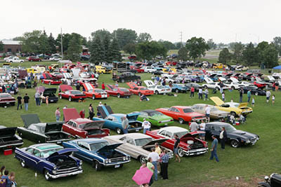 Annual Brookings Car Festival