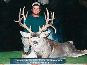 Trans-Pecos Big Buck Tournament - Van Horn, Texas