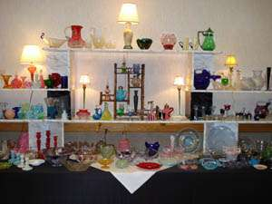 The Houston Glass Show & Sale and The Best Little Antiques Show in Texas