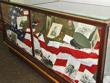 Remembering Crockett County Veterans Exhibit