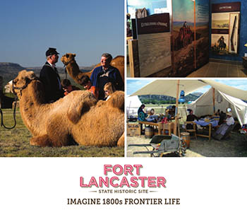 Western Frontier Days at Fort Lancaster